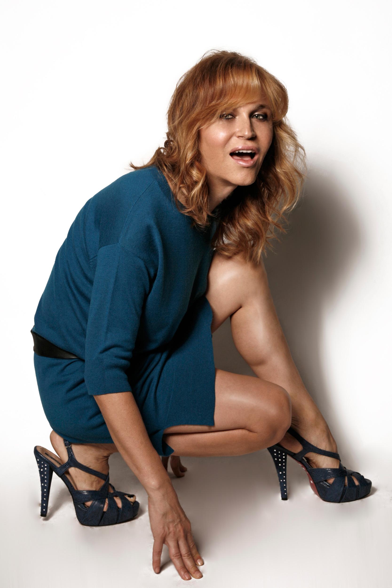 Antonia San Juan's Feet