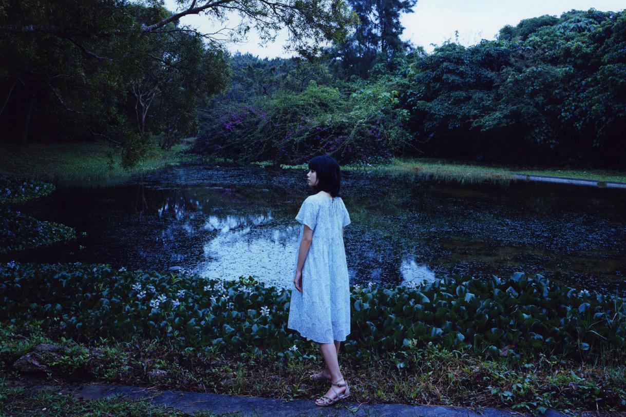 池と宮崎あおい