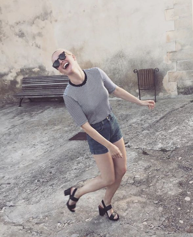 Feet ariane alter How Aging