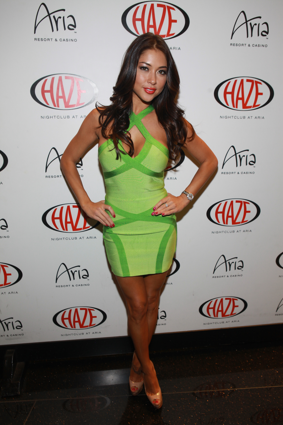 Top Arianny Celeste And Brittney Wallpapers