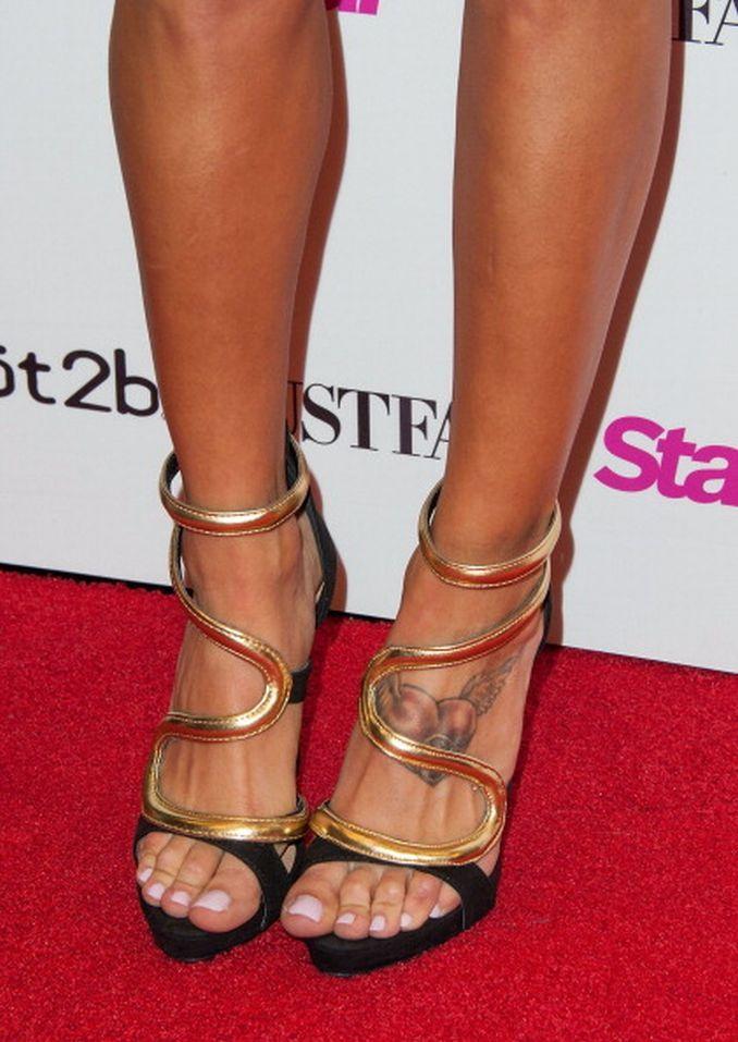 Arianny Celestes Feet