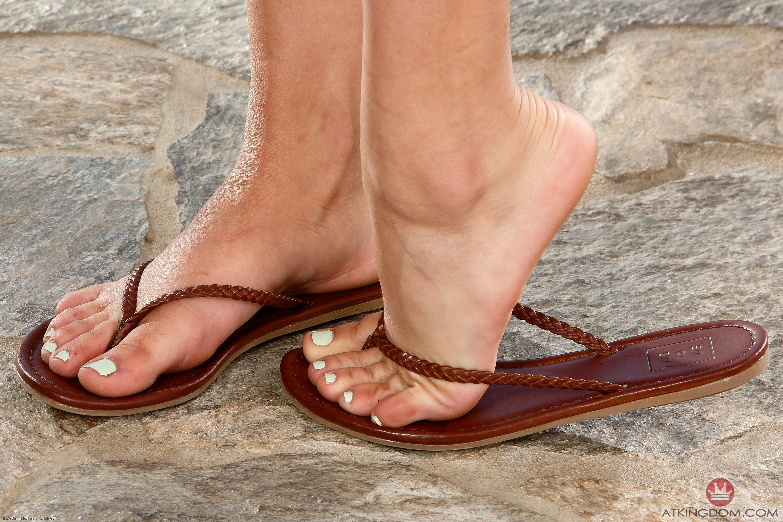 Ashley adams feet