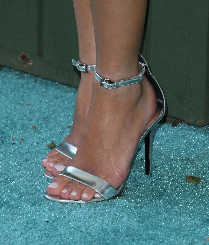 Ashley Benson S Feet