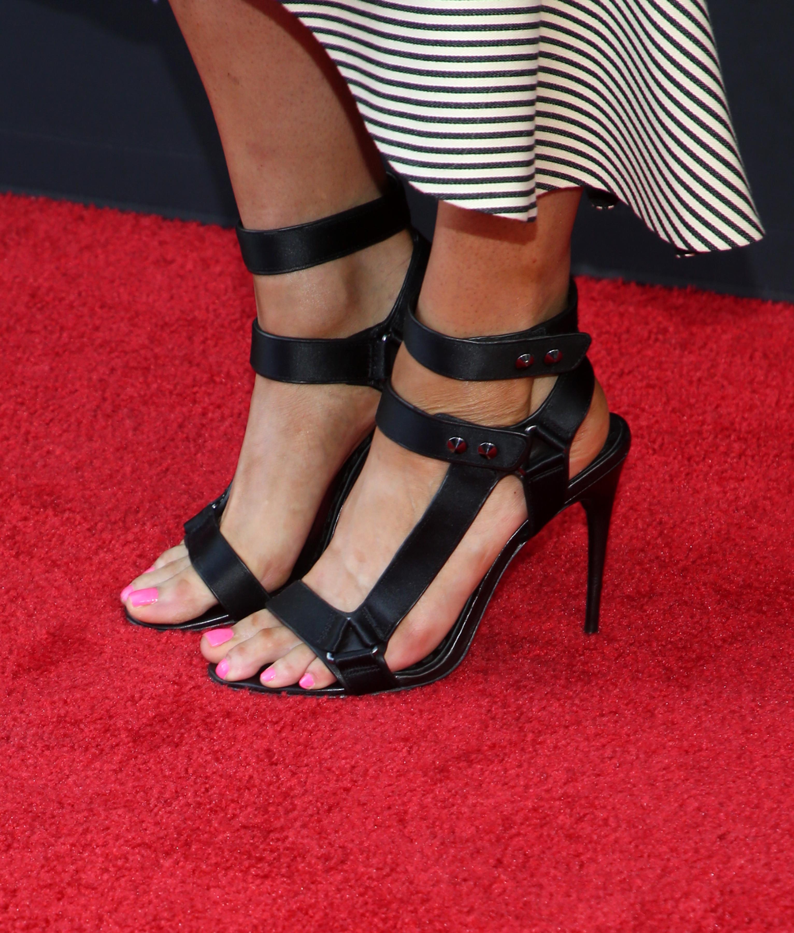 Ashley Fliehrs Feet
