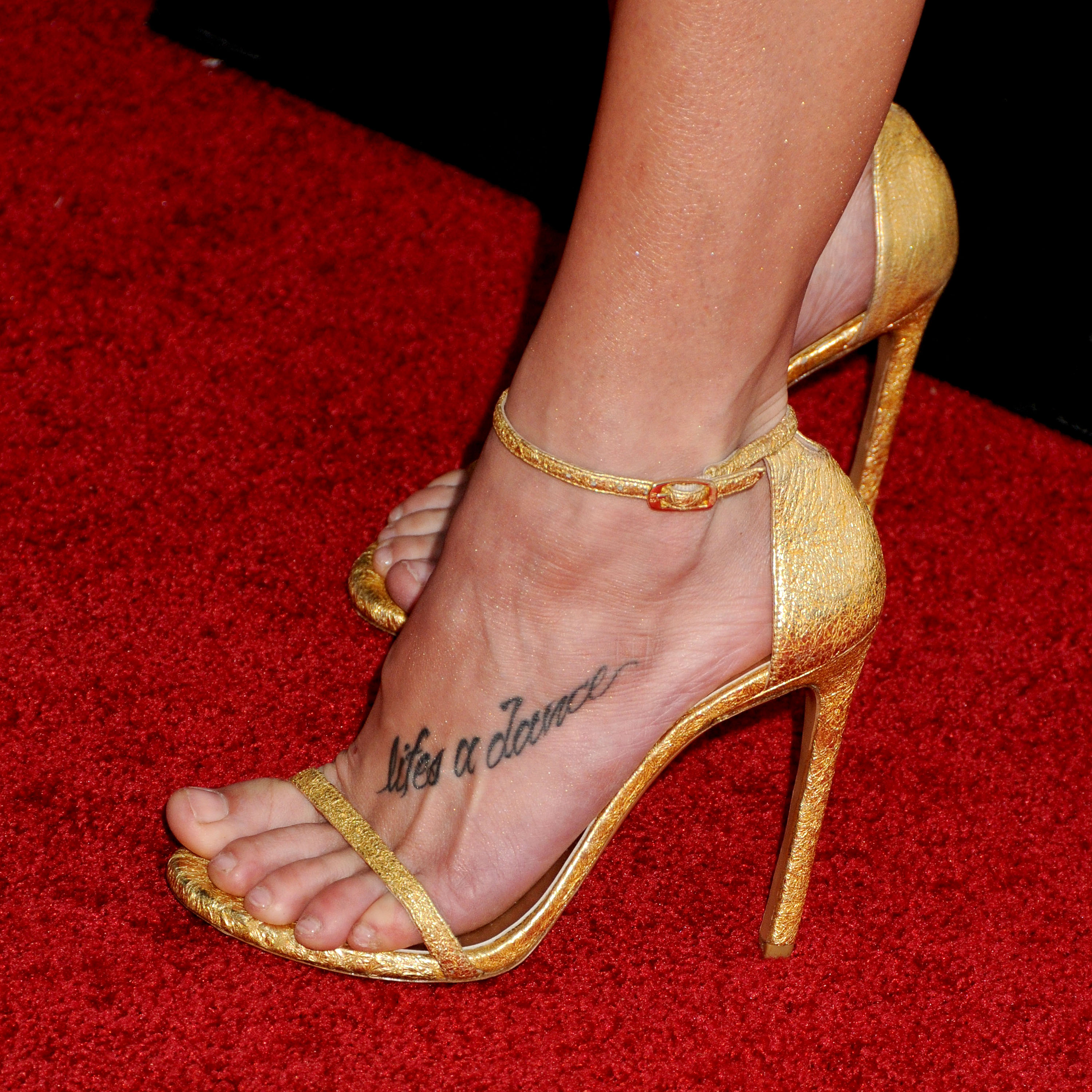 Shoes With Toes Name