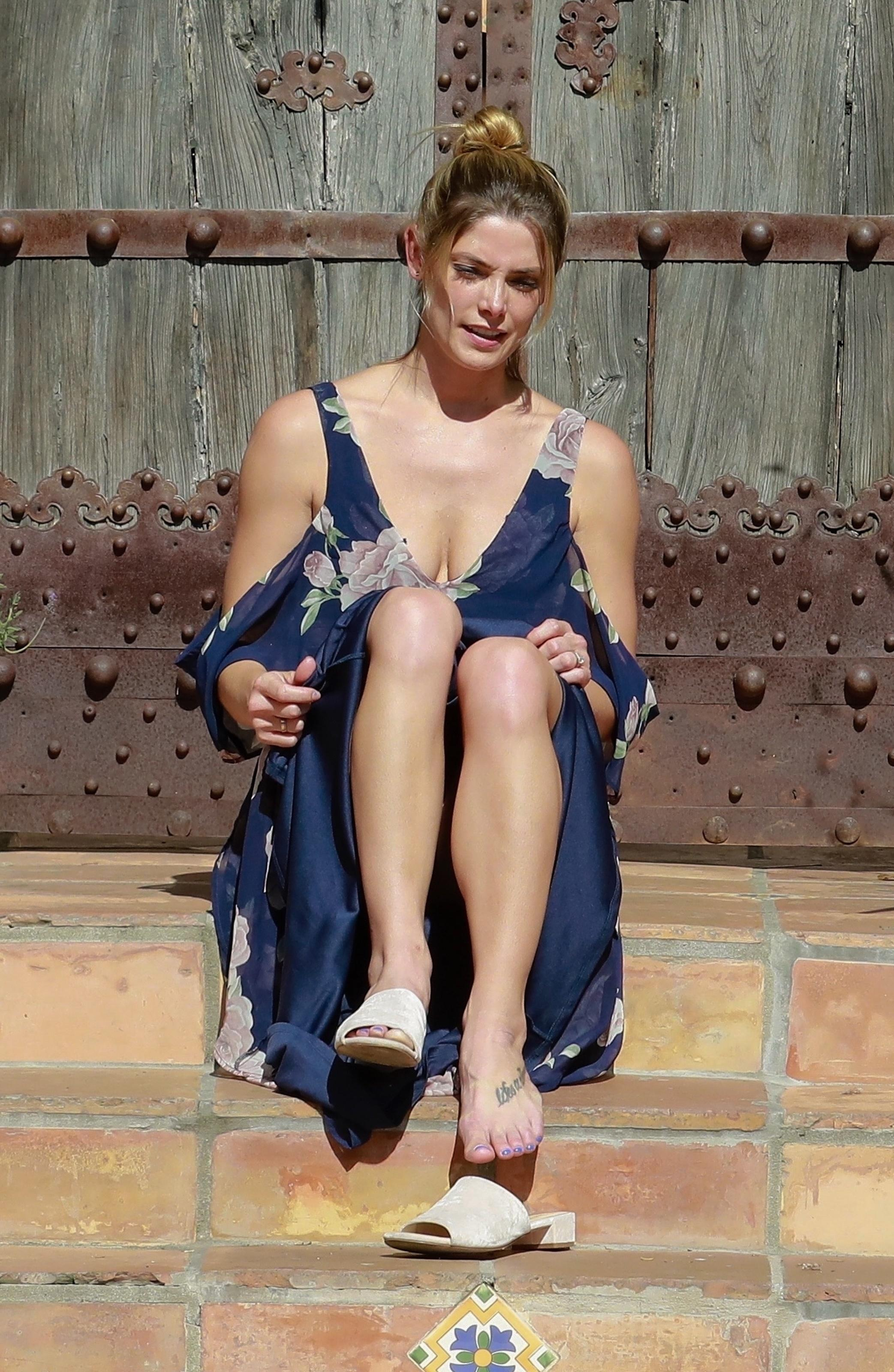 Feet Ashley Greene nude photos 2019