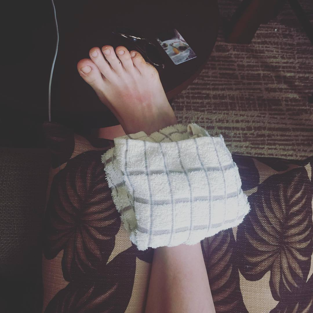 Feet Ashley Smith