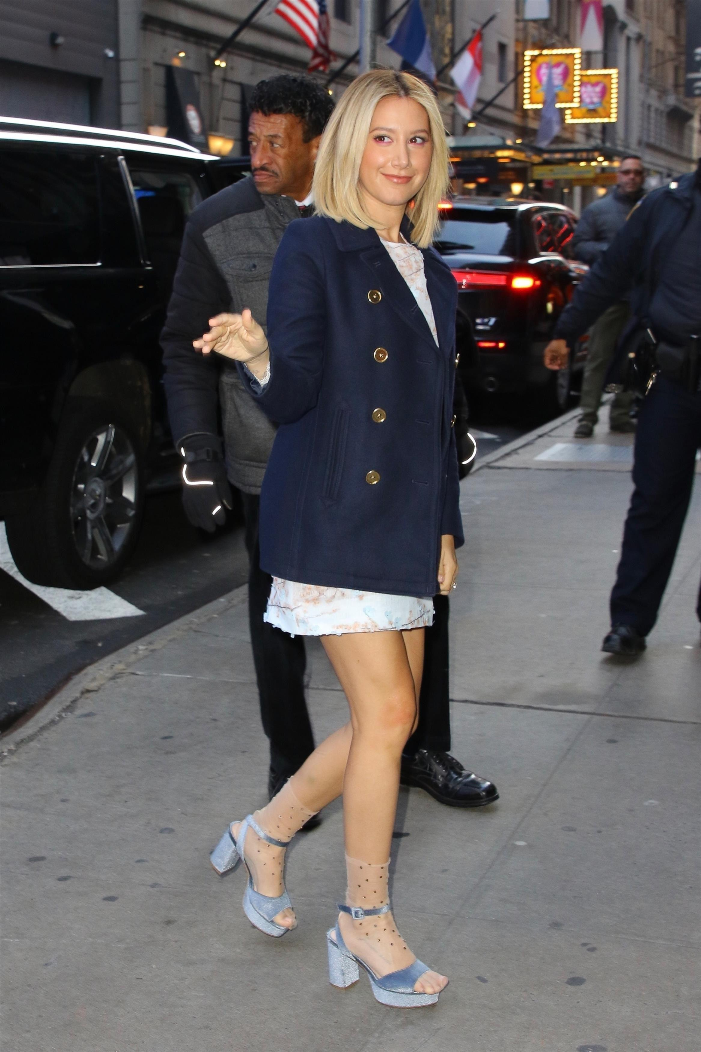 Commit ashley tisdale feet opinion