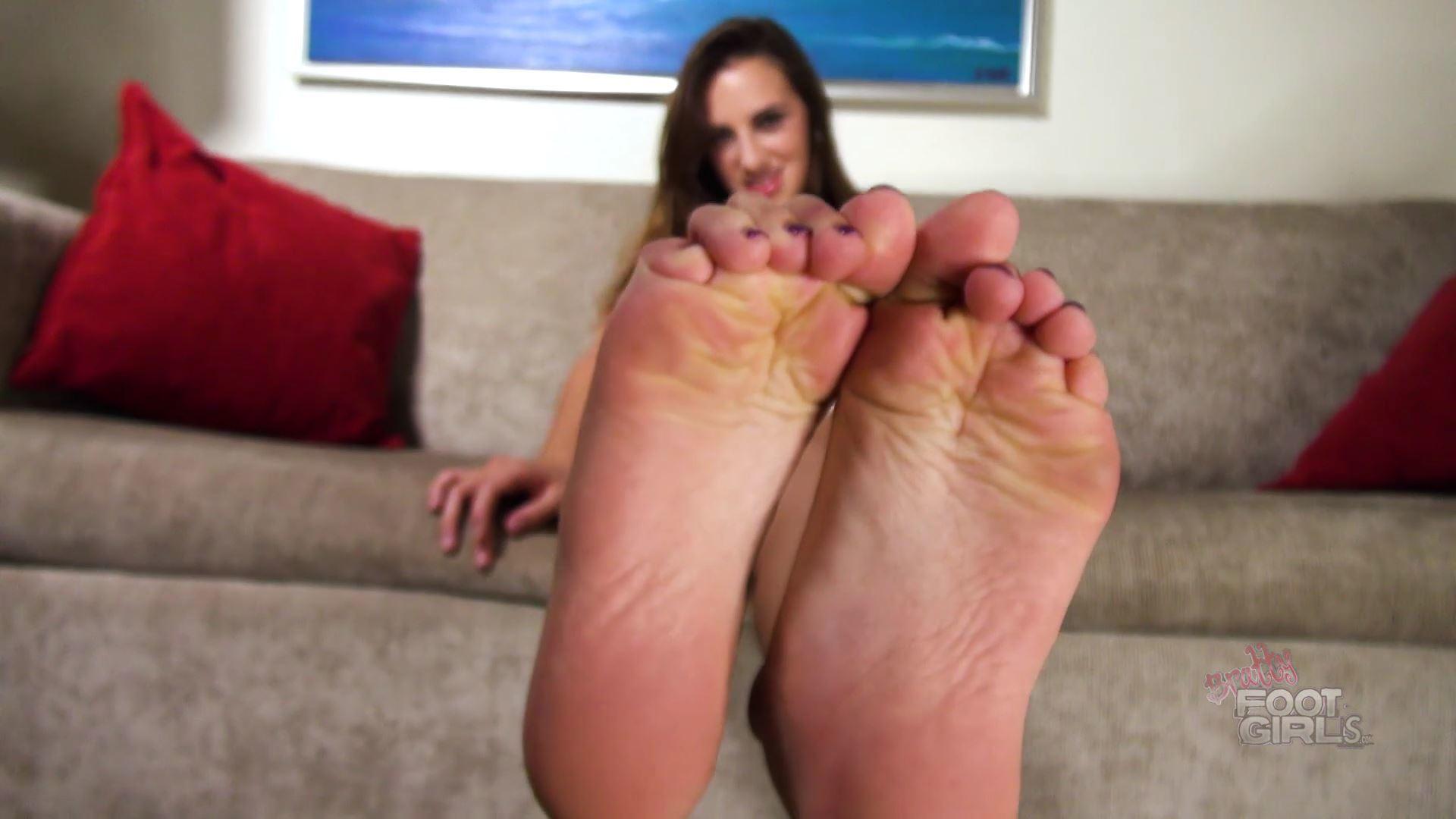 Sexy Feet Strappy Heels