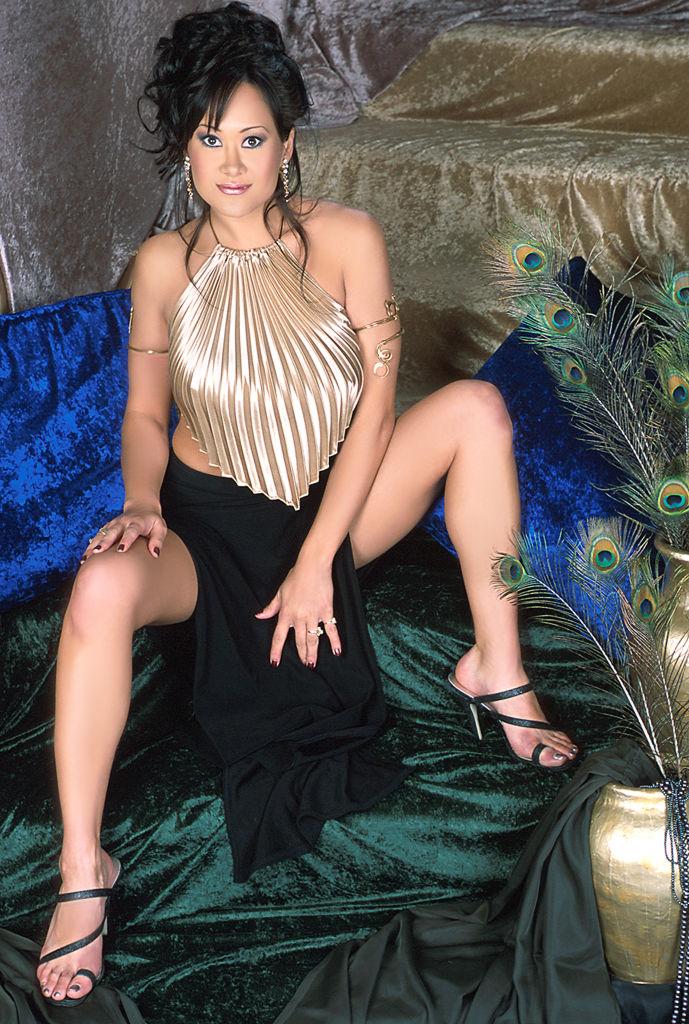 Asia Carrera Feet 48