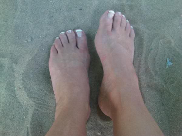 This Is Not Worst Case Scenario >> Aura Cristina Geithner's Feet
