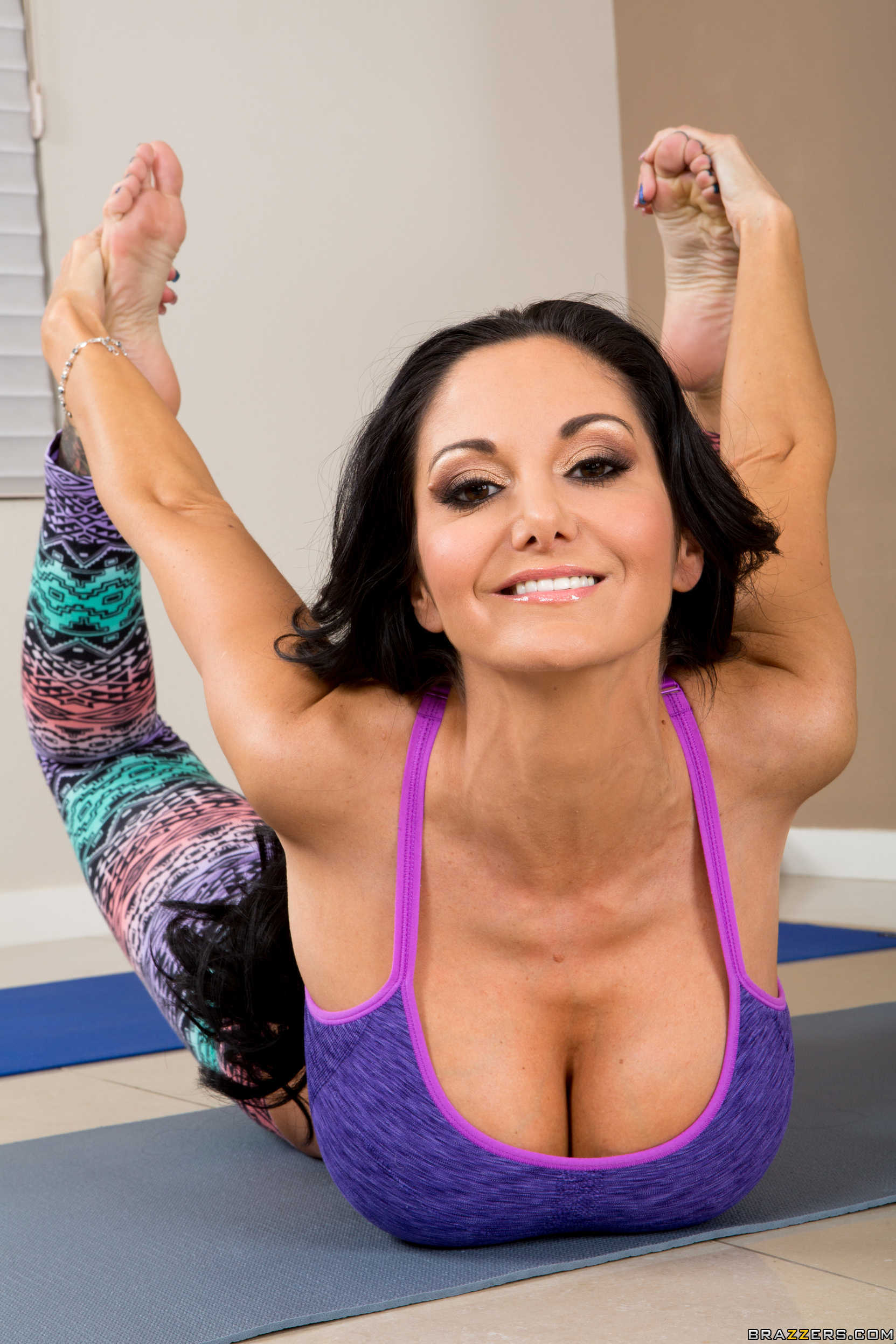 Ava addams yoga