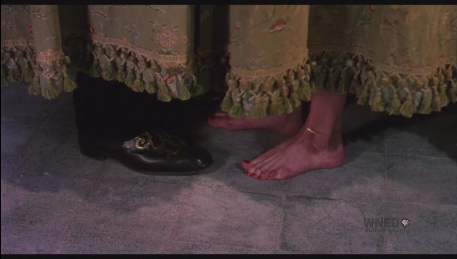 Ava Gardner's Feet
