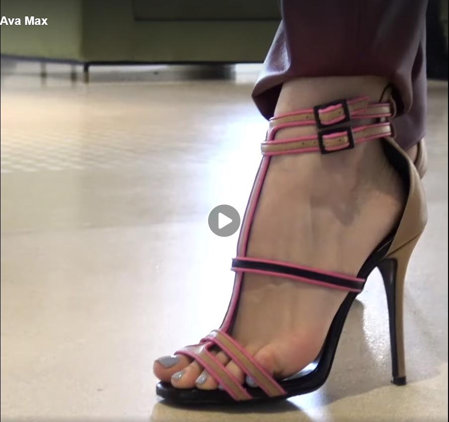 Ava Maxs Feet