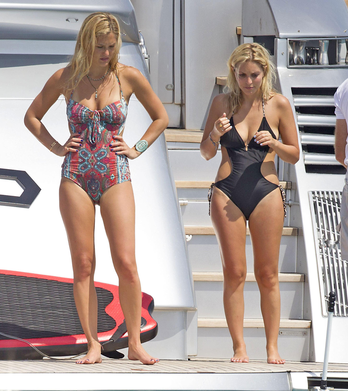 Want Bar refaeli bikini see wife