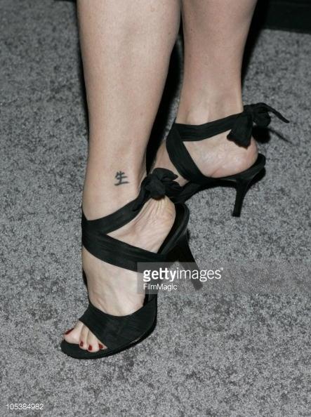Barbara Niven's Feet