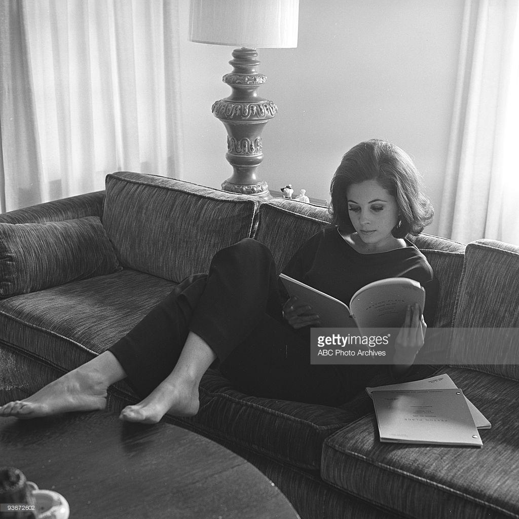 Feet Barbara Parkins nude photos 2019