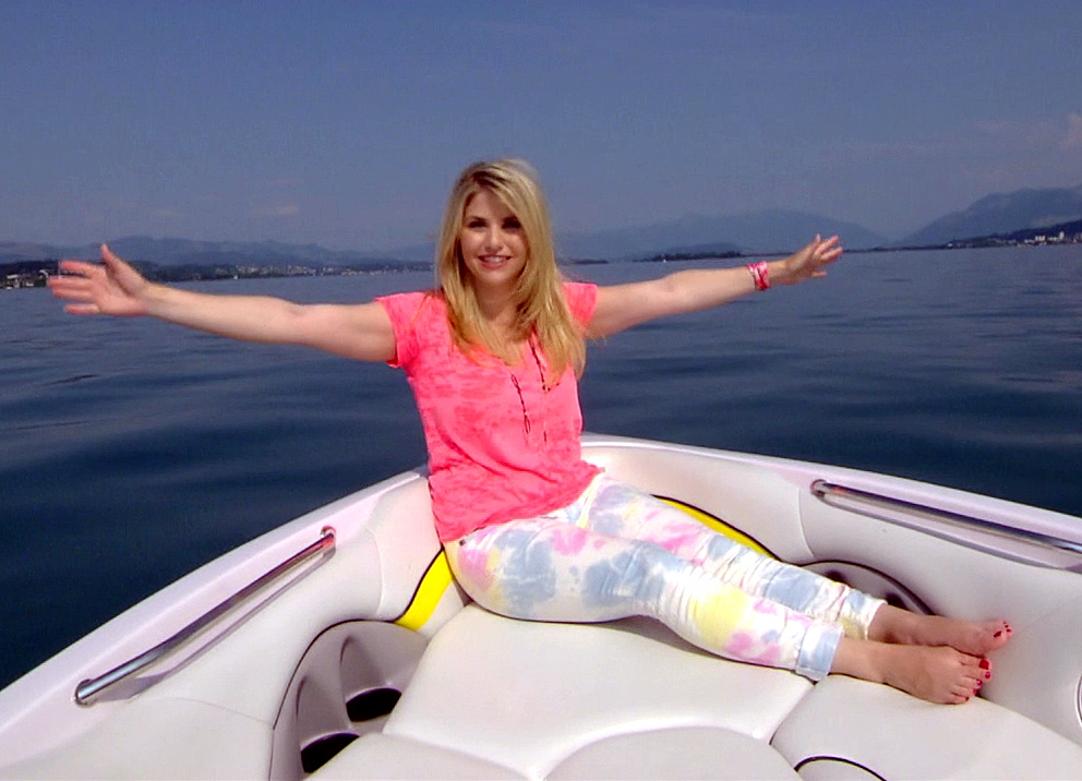 People who liked Beatrice Egli's feet, also liked: