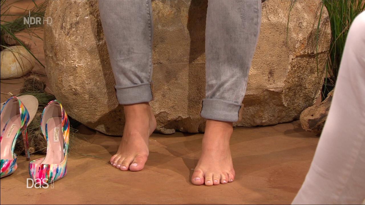 Egli feet beatrice Beatrice Egli