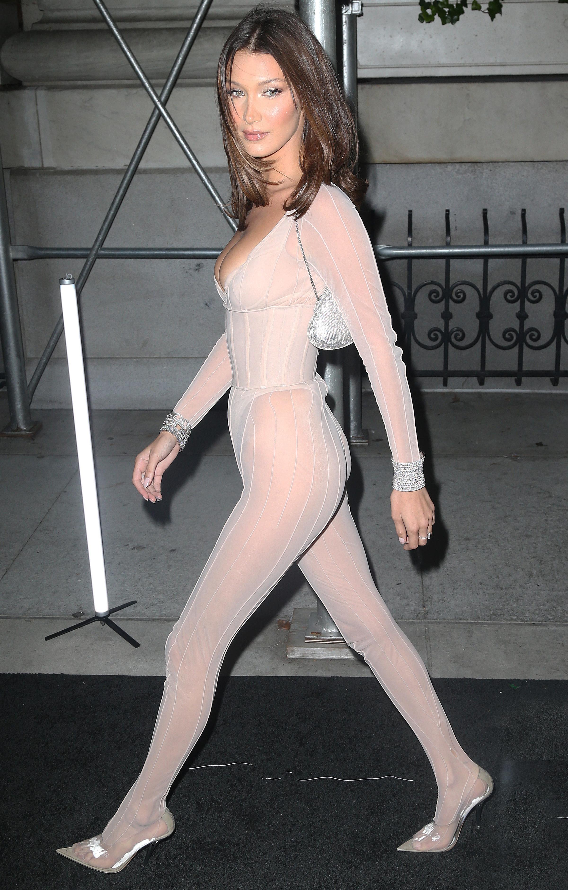 Feet Gigi Hadid nude photos 2019