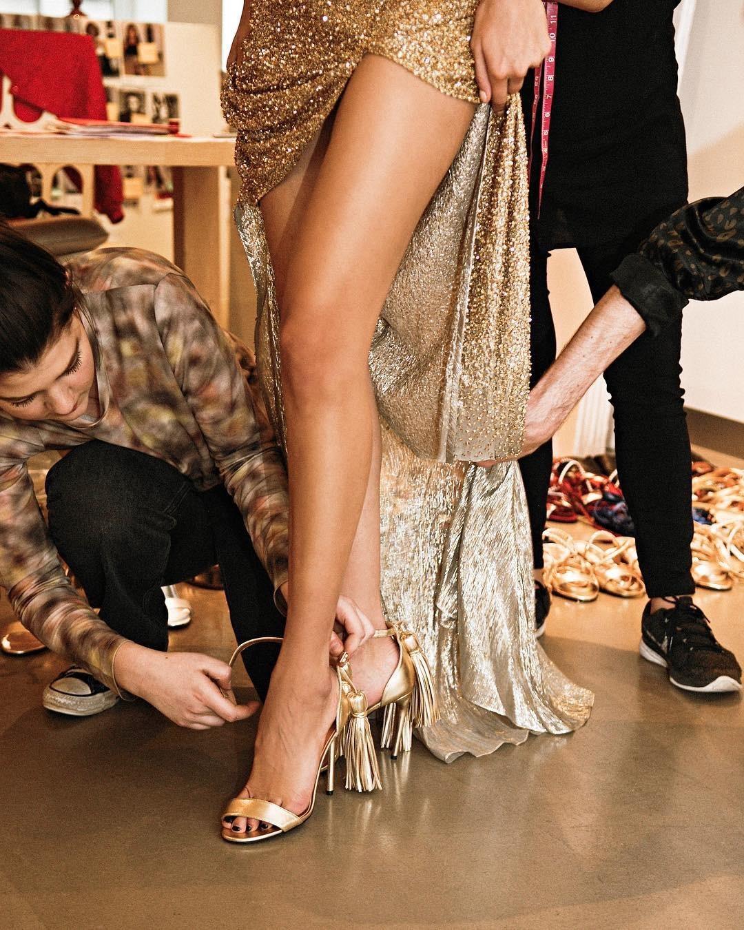 Feet Feet Marielle Hadid naked photo 2017