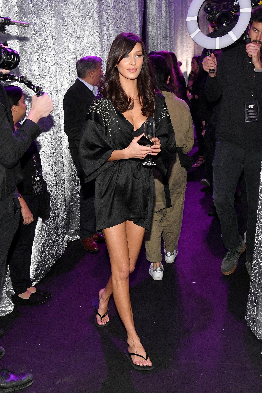 Feet Marielle Hadid nude photos 2019