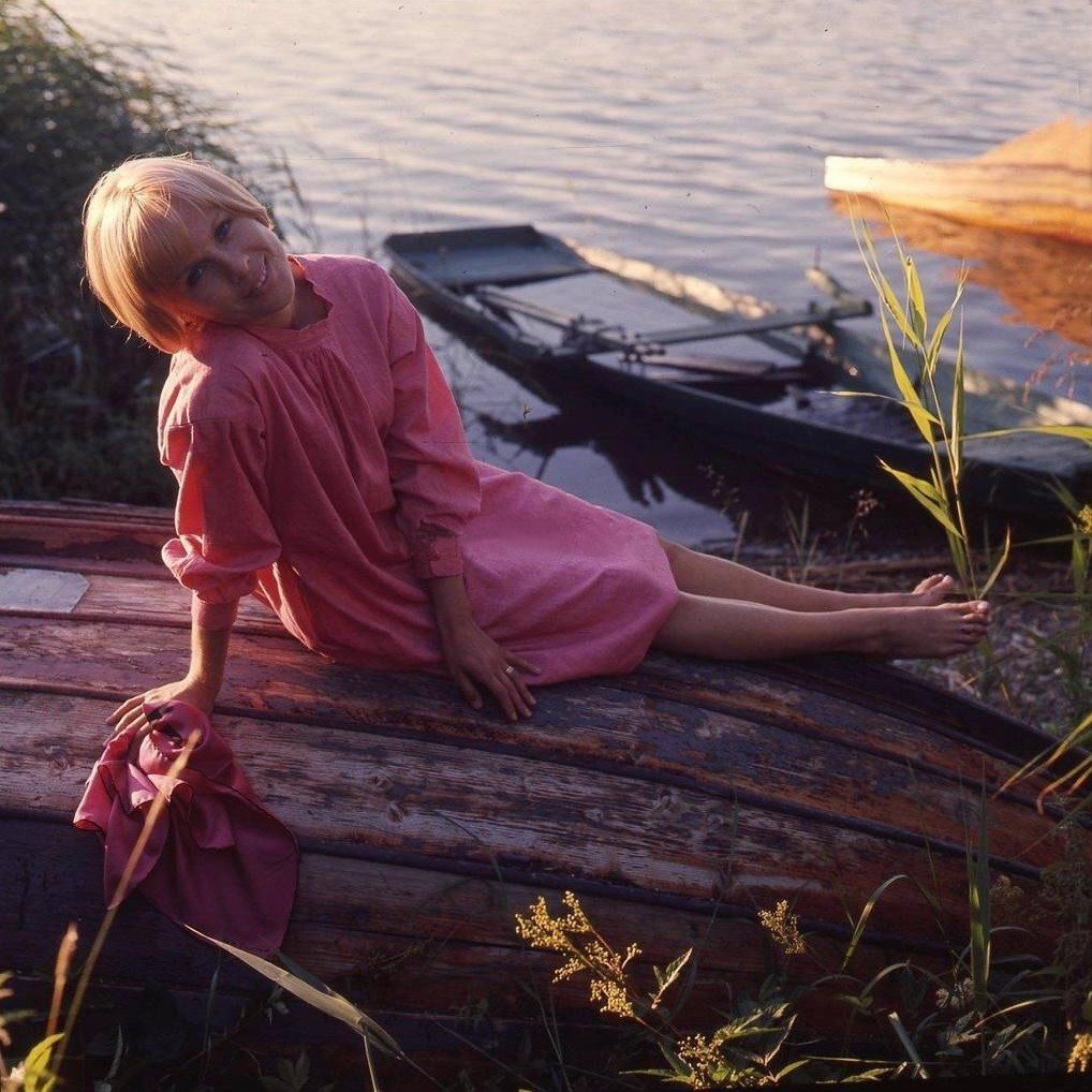 Bibi Andersson's Feet