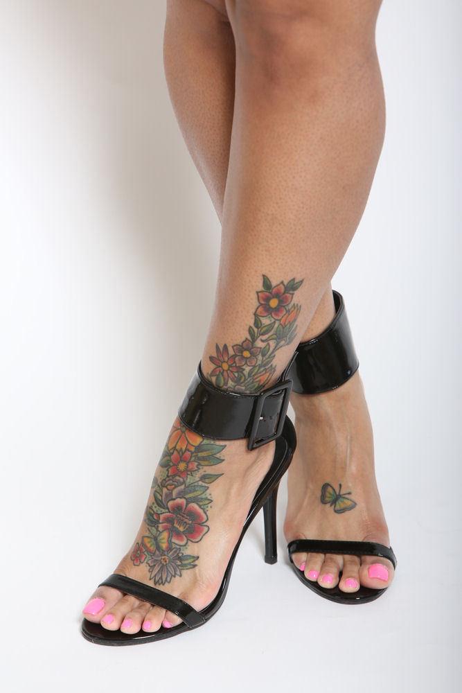 Black Chyna Shoes Cream