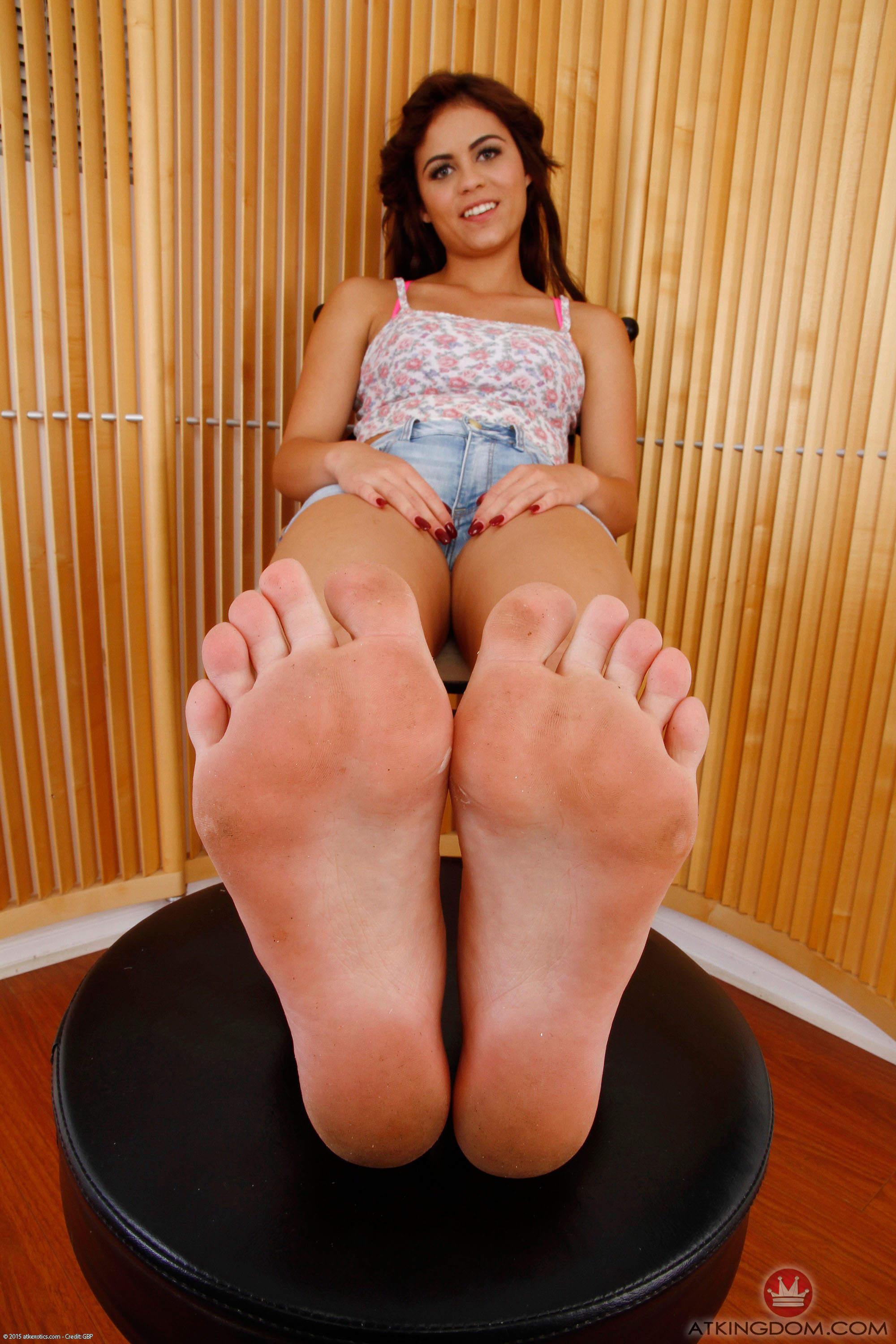 blair summers feet