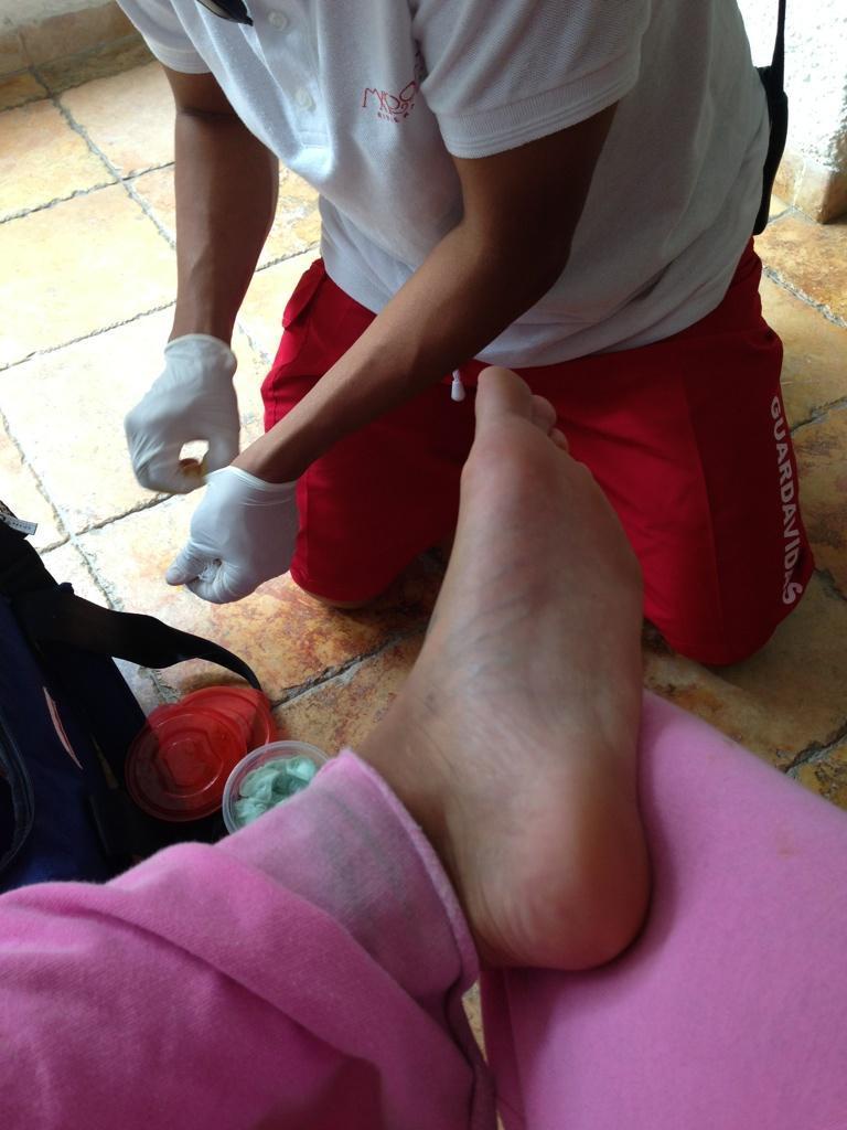 bonnie rotten feet