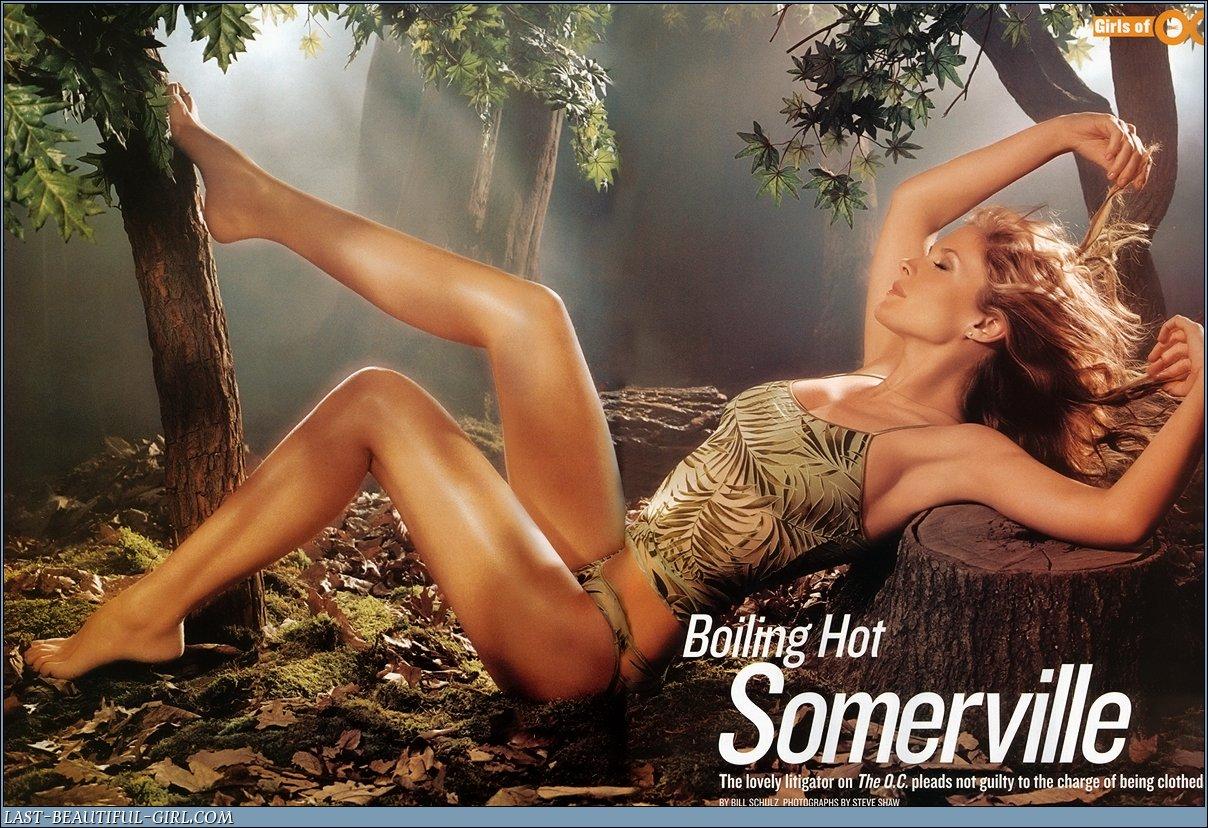 Bonnie somerville sexy