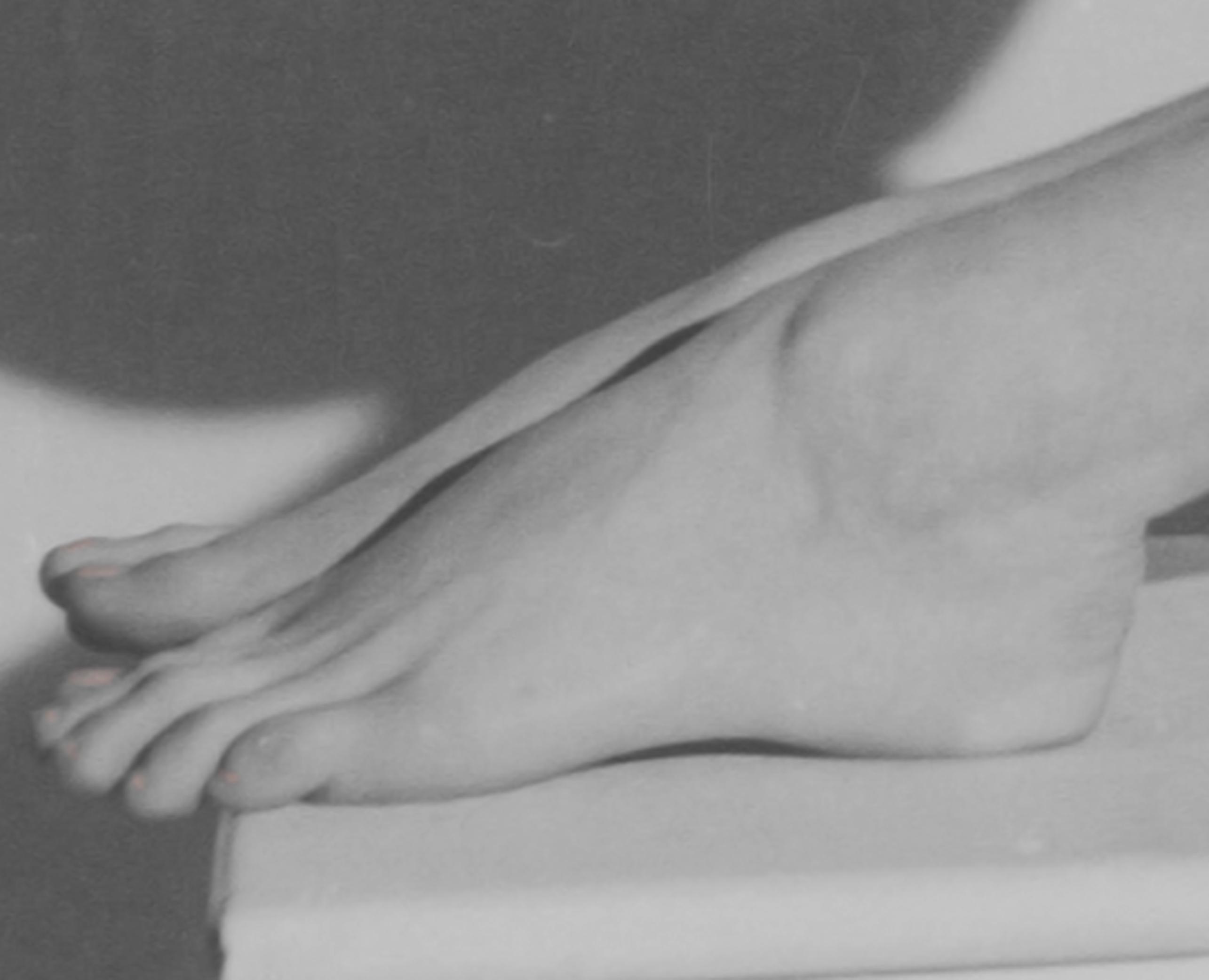 Brigitte Bardot's Feet