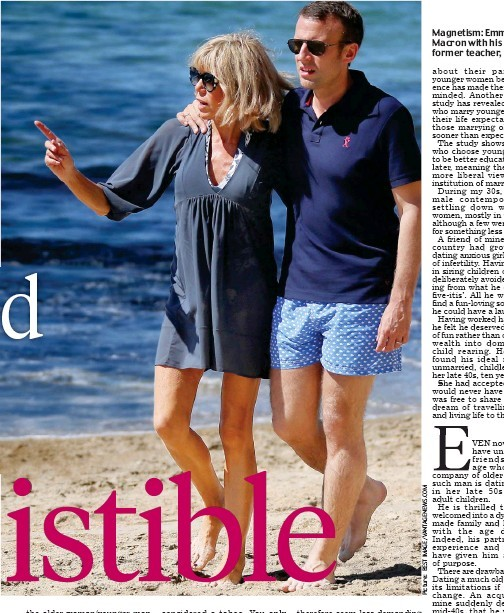 Brigitte Macron S Feet Wikifeet