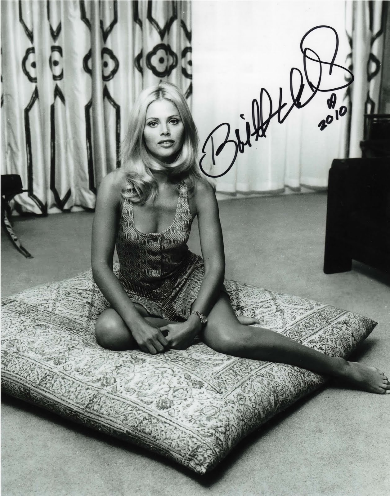 Britt Ekland - Photo Colection