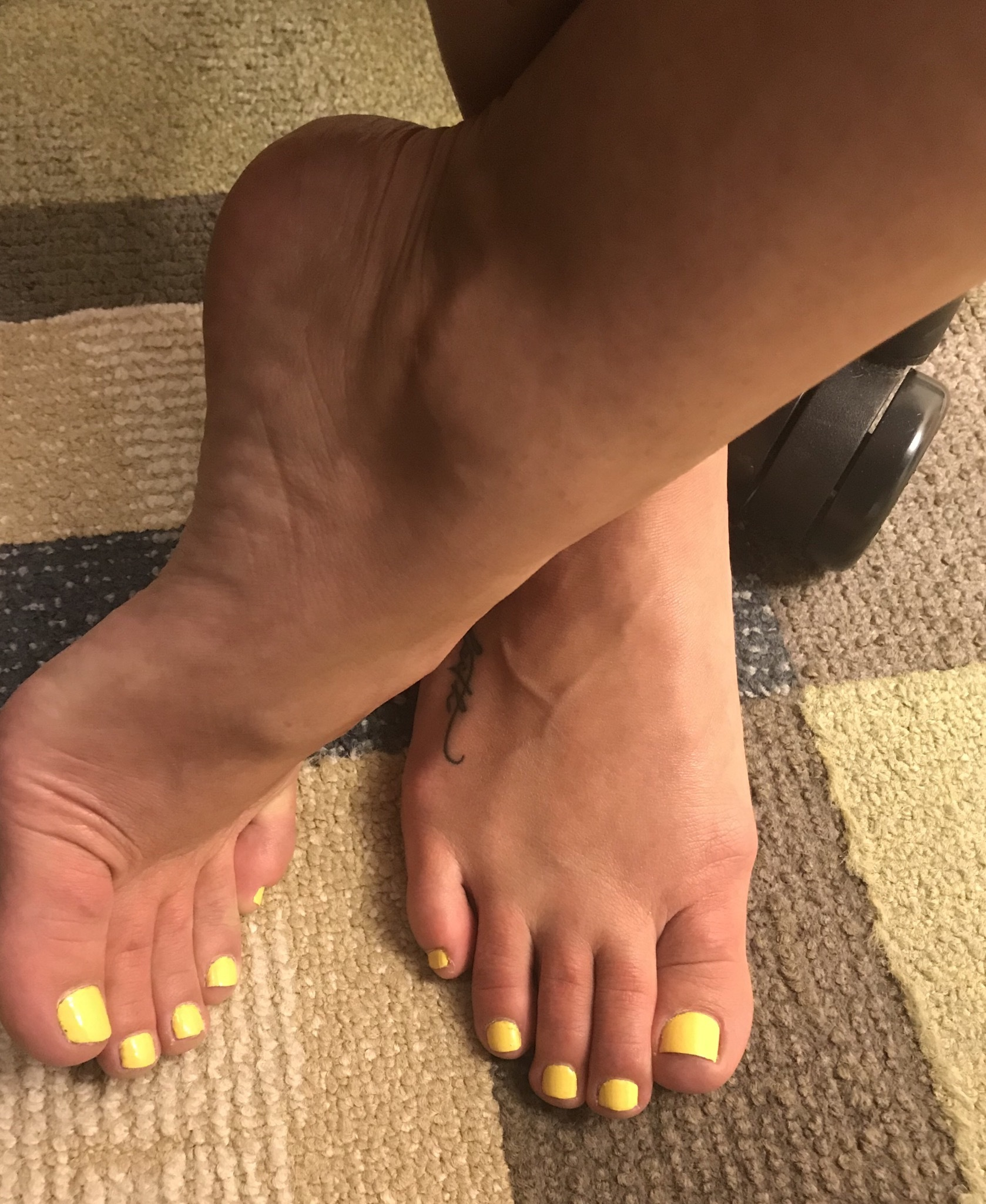 Brittany Atwood Feet
