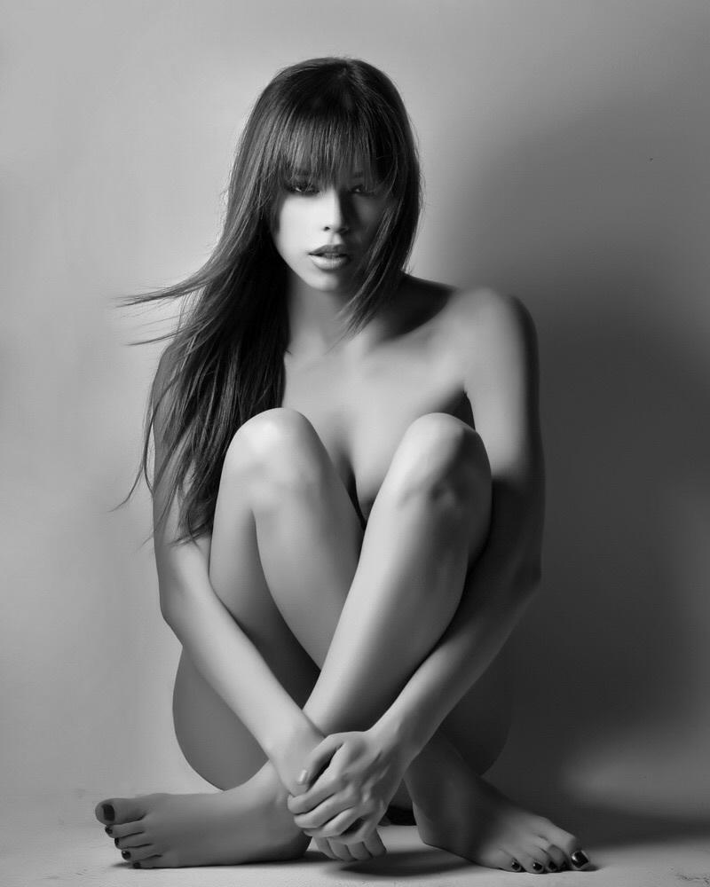 harley an nude women
