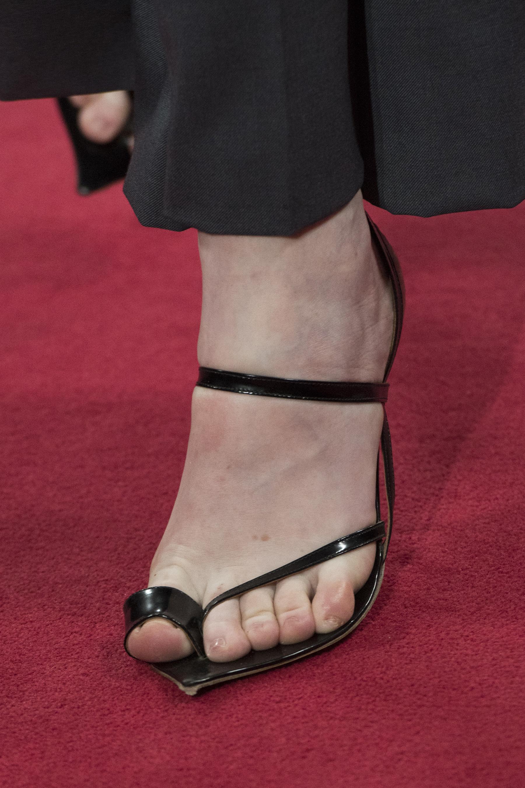 Brooke Durrant's Feet