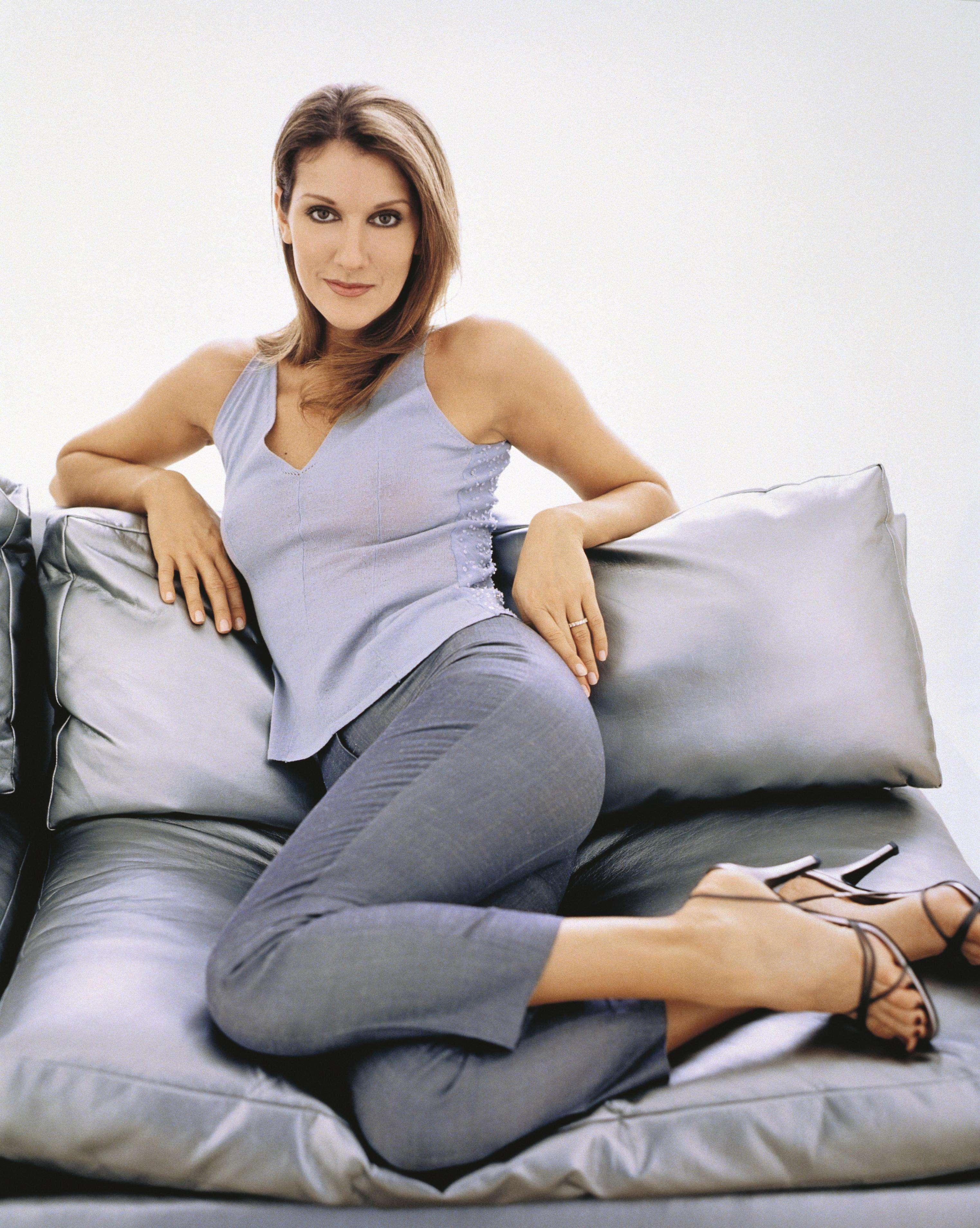 Céline Dion's Feet