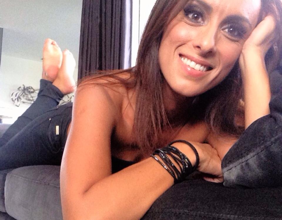 Carla Trafaria's Feet