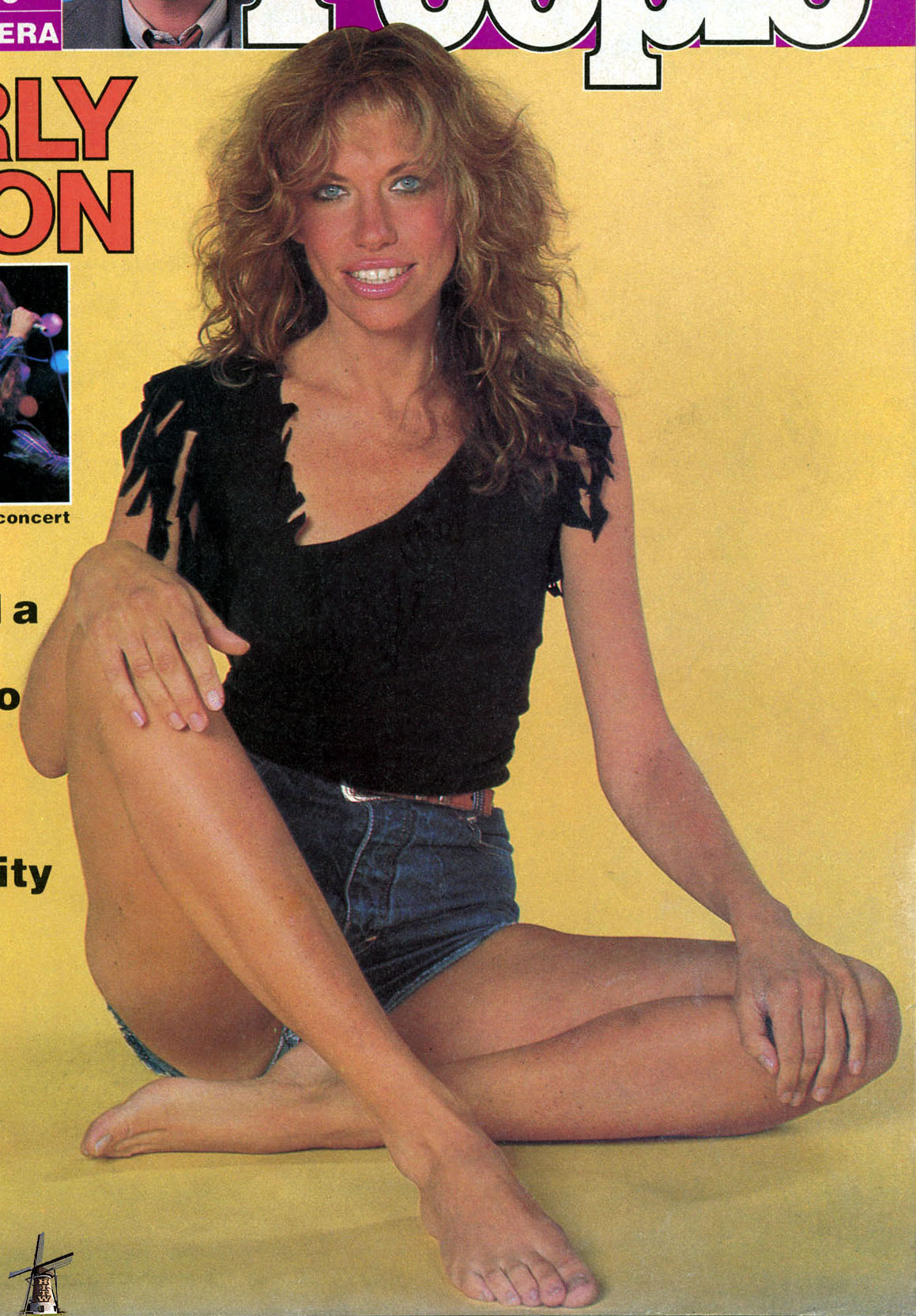 Naked carly simon