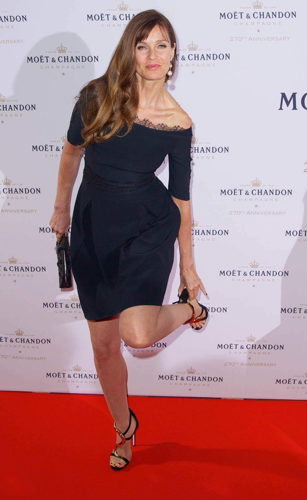Pictures of carol alt feet