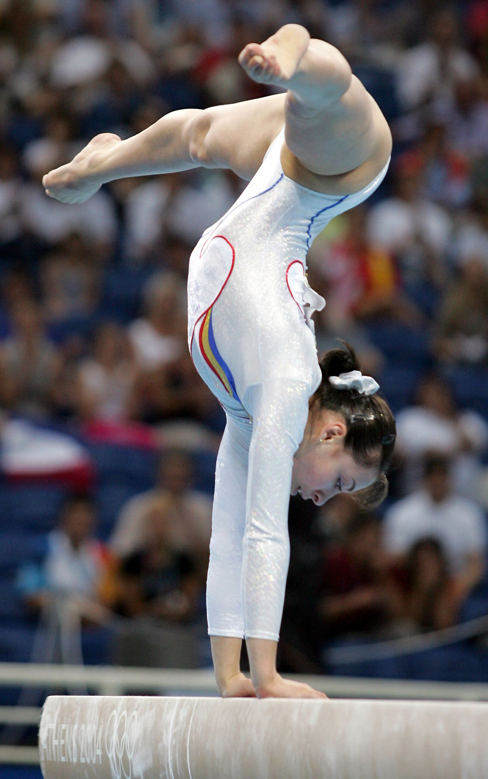Romanian Women Gymnast Catalina Ponor 43