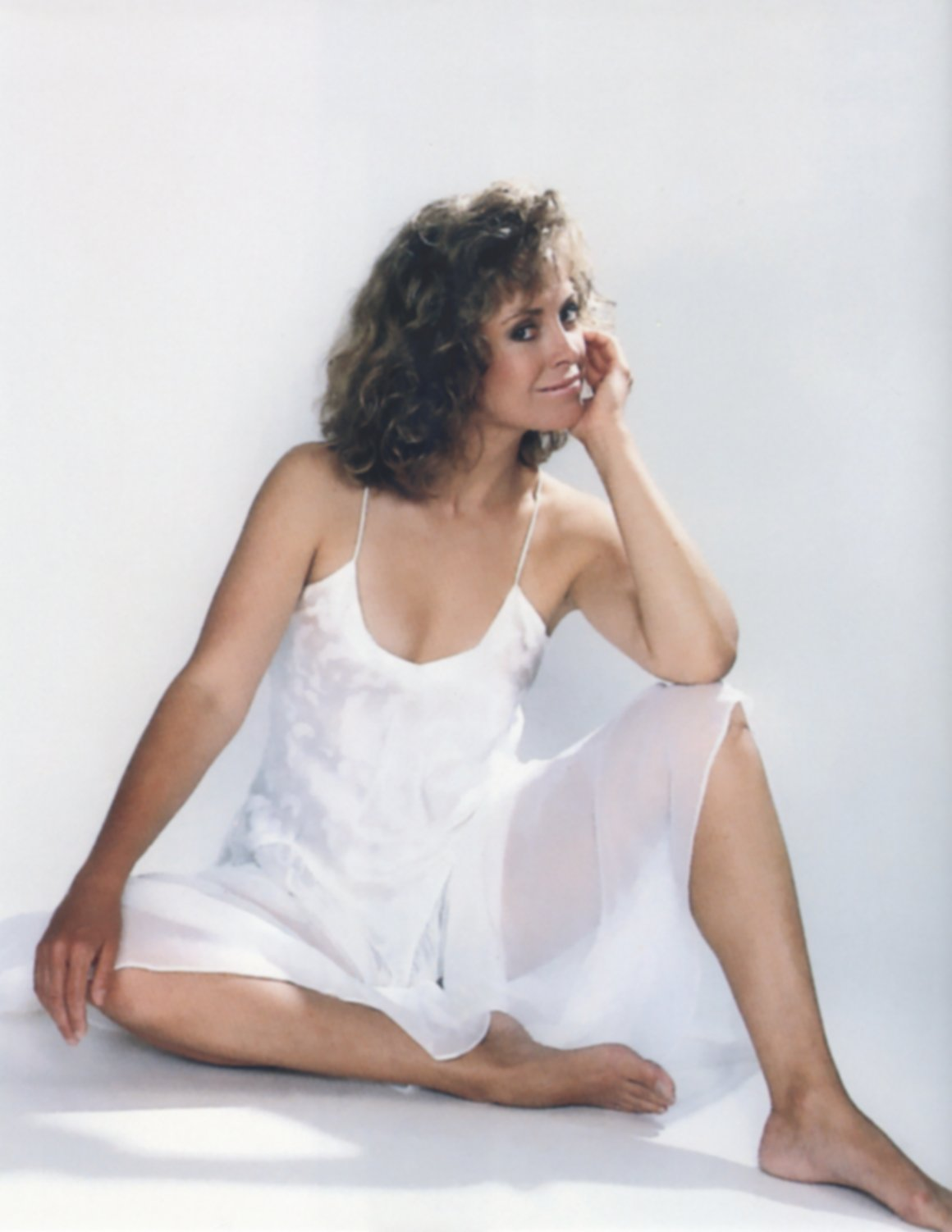 catherine hicks feet
