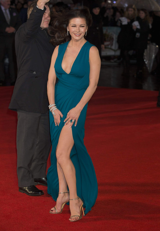 Catherine Zeta-Jones's Feet Catherine Zeta Jones