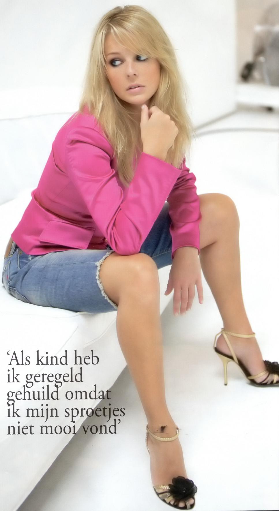 Chantal Janzens Feet