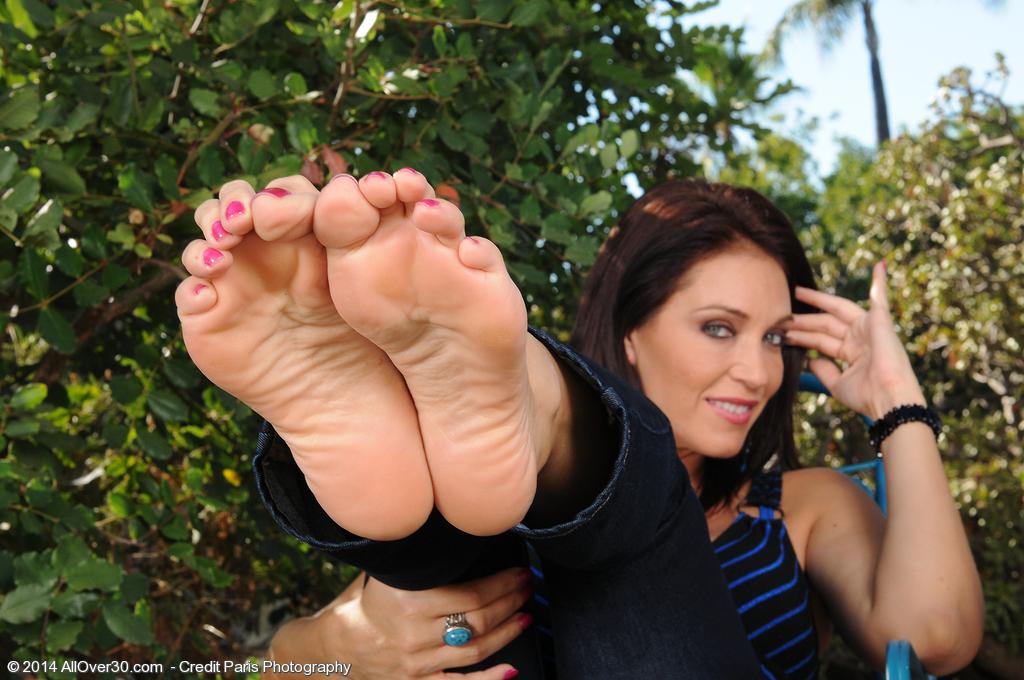 Feet charlee chase Charlee Chase