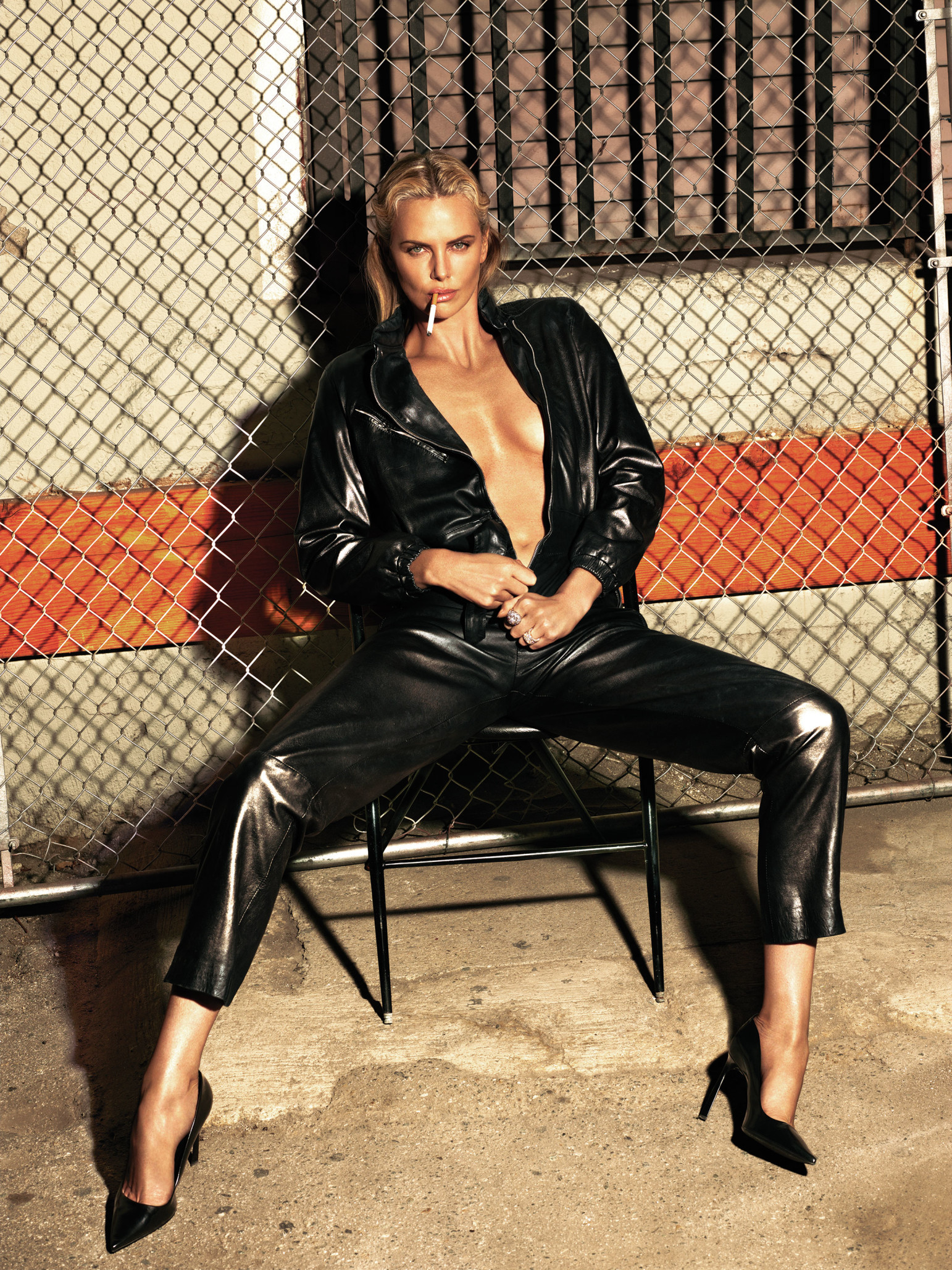Charlize Therons Feet-1437