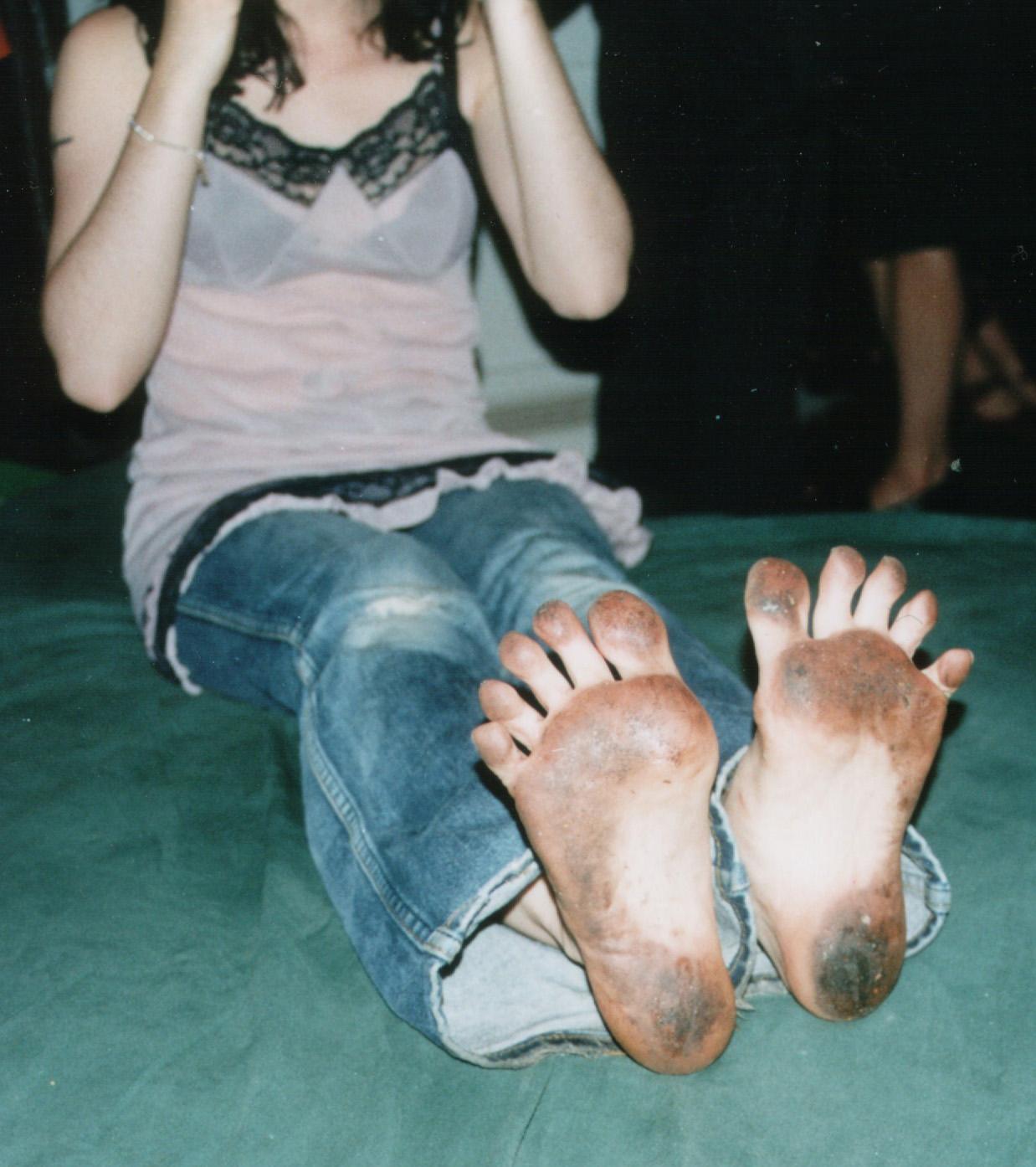 Charlotte roche feet