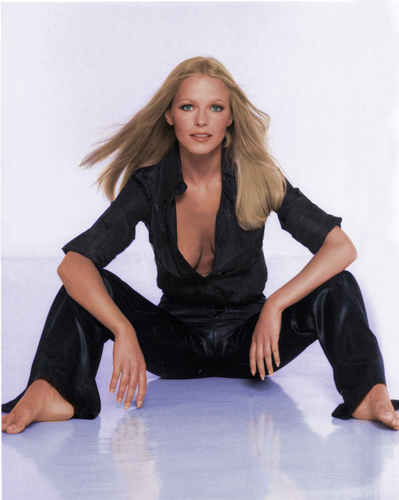 Amusing opinion Cheryl ladd very hot does not