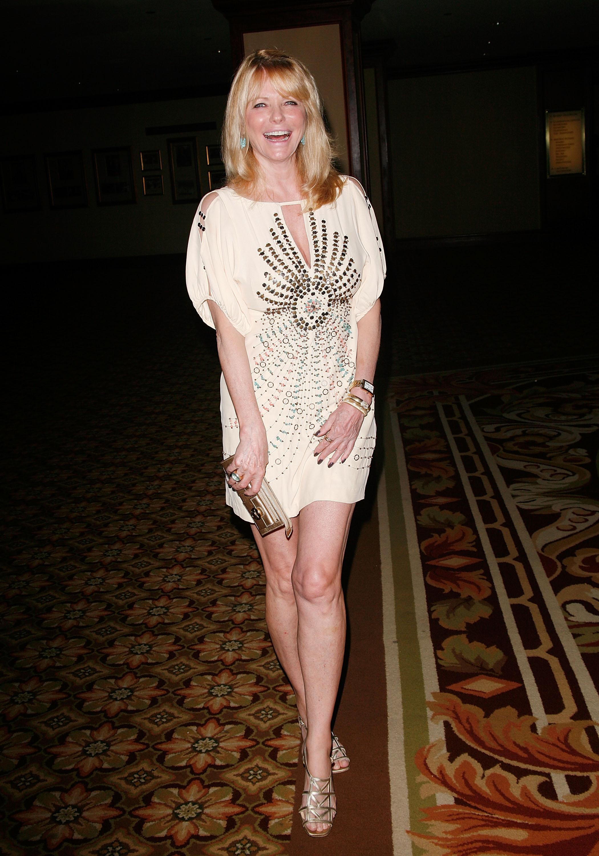 Cheryl Tiegs's Feet